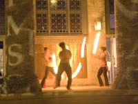 Peace and Flambe 2008